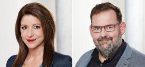 Verena Daniels und Matthias Knoll